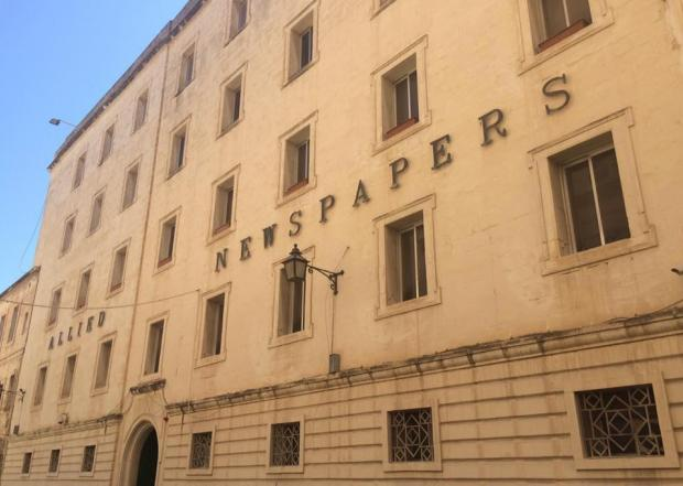 The Times of Malta new premises