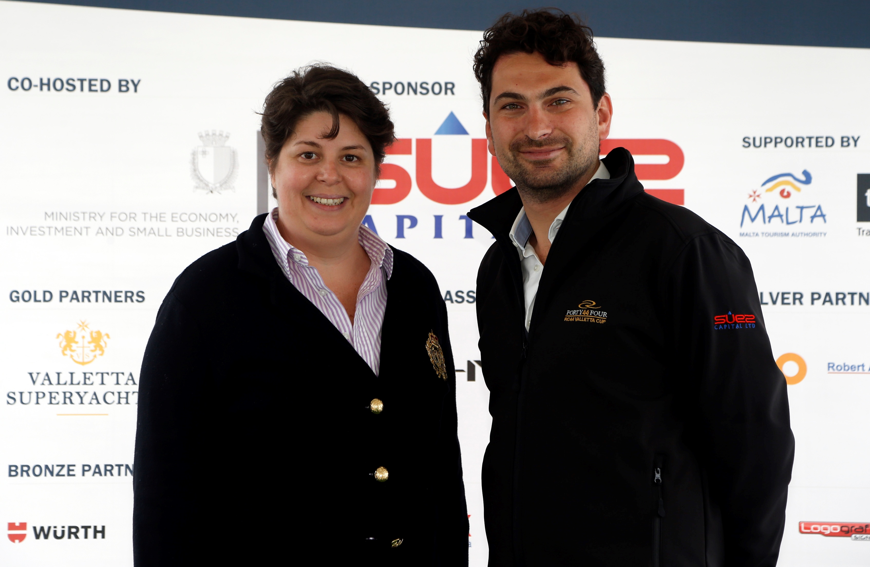 Clare Cassar won a 5 day pass to the RC 44 Valletta Cup thanks to Yachting Events Ltd